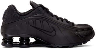 Nike Black Shox R4 Sneakers