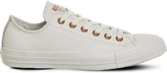 Converse Chuck taylor All Star low-top leather trainers