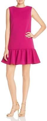 Betsey Johnson Scuba Crepe Shift Dress