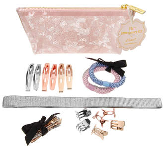 styling/ The Finest Accessories Hair Emergency Styling Kit, Rose Quartz Lace