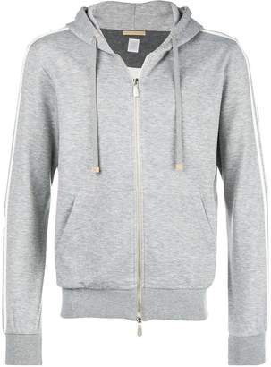 Eleventy zipped up hoodie