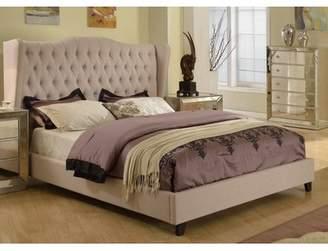 Willa Arlo Interiors Aman Upholstered Standard Bed Willa Arlo Interiors