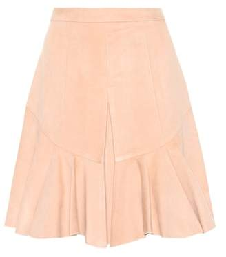 Isabel Marant Parma cotton-blend skirt