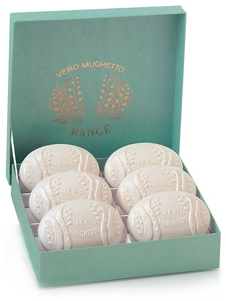 Rance 1795 Luxury Soap Box Lily of the Valley Collection