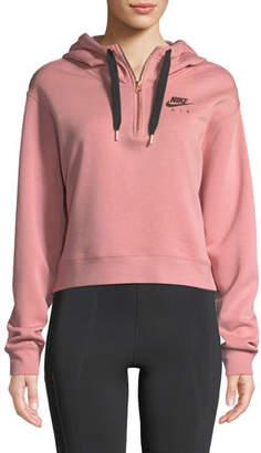 Nike Half-Zip Fleece Hoodie