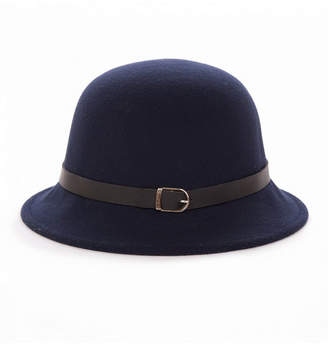 Cloche Glitzhome Hat Band with Buckle
