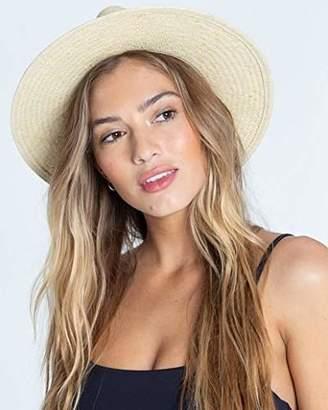 Billabong Women's Be You Straw Hat
