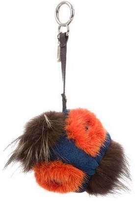 Fendi Lucifur Bag Bug Charm