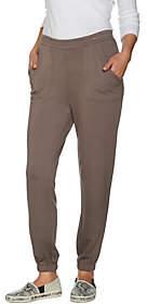 Nobrand NO BRAND Lisa Rinna Collection Regular Pull-On Pantswith Pockets