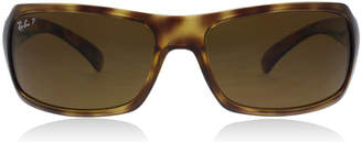 Ray-Ban RB4075 Sunglasses Tortoise 642/57 Polariserade 61mm