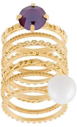 Wouters & Hendrix Curiosities set of rings