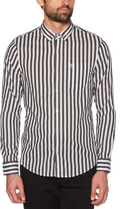 Original Penguin VERTICAL STRIPE SHIRT