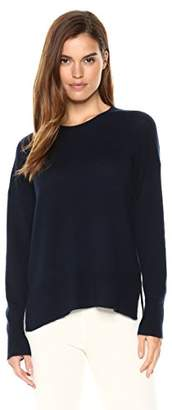 Theory Women's Long Sleeve Karenia Crewneck Sweater