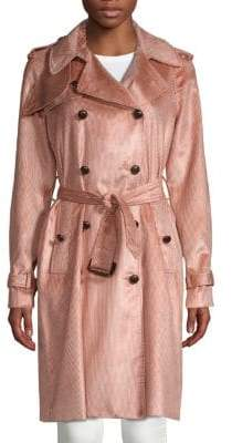 ADAM by Adam Lippes Belted Trench Coat