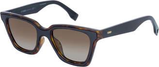 Fendi Women's 0195/S 50Mm Sunglasses
