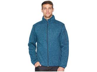 White Sierra Cloud Rest Sweater Fleece Jacket