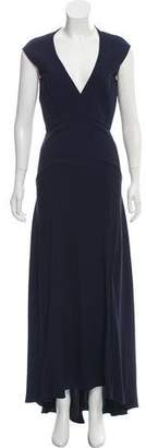 Vionnet Sleeveless Evening Dress