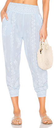 Juliet Dunn Beach Pants