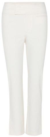 Isabel MarantIsabel Marant Ovida cotton-blend cropped trousers