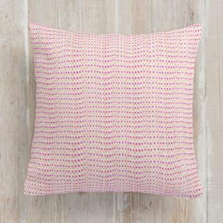 Melon Slice Square Pillow