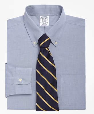 Brooks Brothers Regent Fitted Dress Shirt, Non-Iron Button-Down Collar