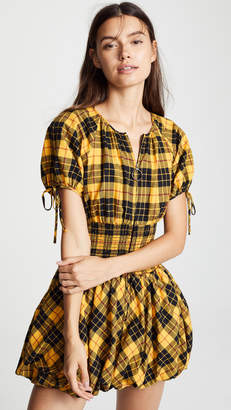 Petersyn Brynn Plaid Dress