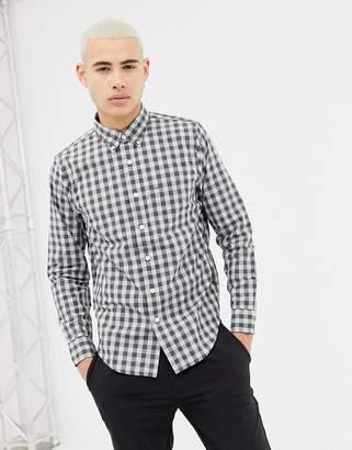 Abercrombie & Fitch long sleeve poplin shirt
