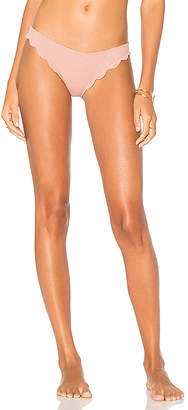 Marysia Swim Broadway Bottom in Pink $147 thestylecure.com