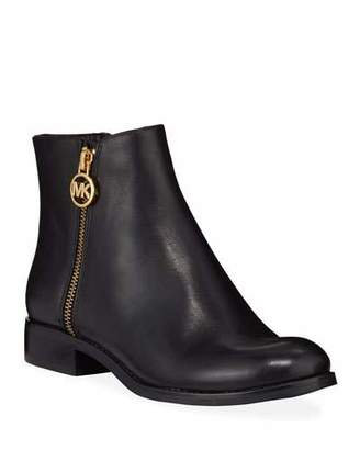 MICHAEL Michael Kors Lainey Flat Zip Booties
