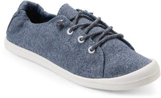 Madden-Girl Mauve Bailey Melange Slip-On Sneakers
