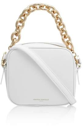 Amanda Wakeley Jackson White Pochette Bag