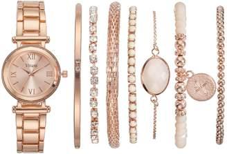 Vivani Women's Watch & Bracelet Set