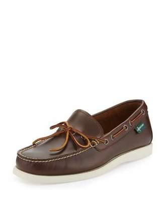 Eastland 1955 Edition Yarmouth 1955 One-Eye Camp Moc Slip-On Shoe, Dark Brown