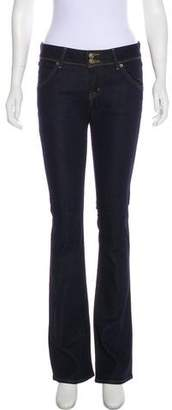 Hudson Mid-Rise Flared Jeans w/ Tags
