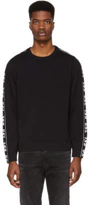 Diesel Black K-Tracky-A Sweater