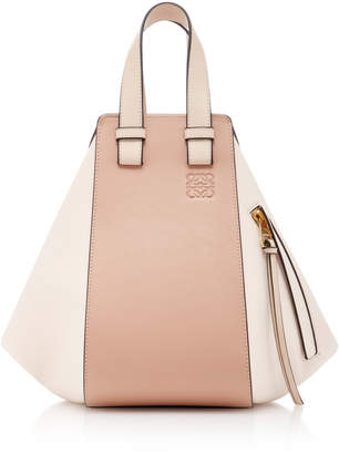 Loewe Hammock Small Two-Tone Calf Leather Bag