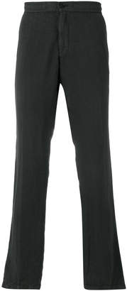 Z Zegna relaxed fit trousers