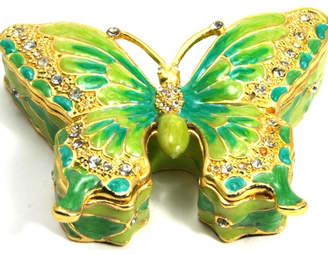Ciel Collectables Butterfly Box/brooch