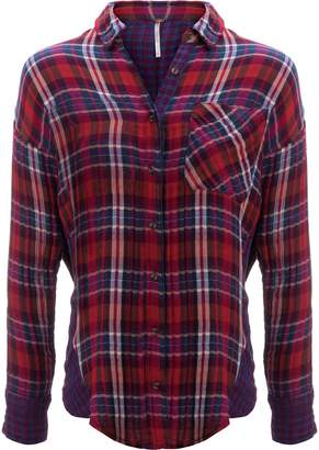 Free People One Of The Guys Buttondown Shirt - Women's