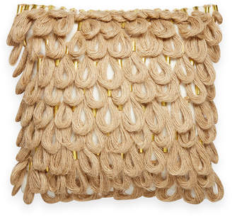 Jonathan Adler Topanga Loops Pillow