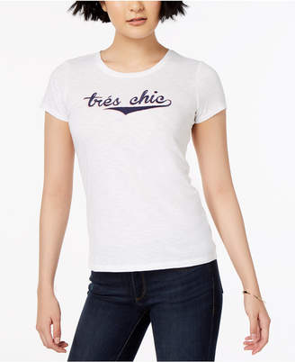 Maison Jules Graphic-Print T-Shirt, Created for Macy's