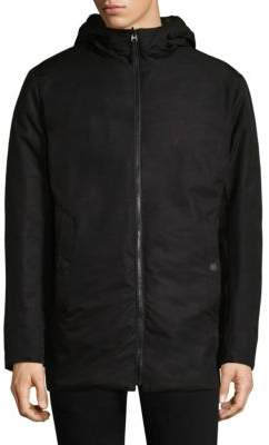 Tumi Reversible Down-Filled Jacket