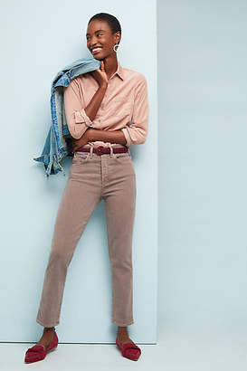 McGuire High-Rise Vintage Slim Jeans
