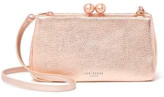 Ted Baker Chrina Leather Crossbody Bag