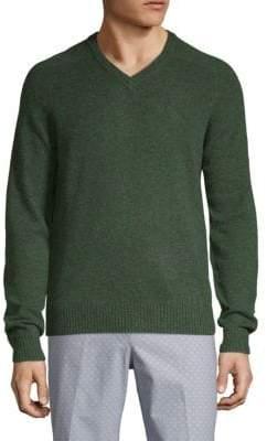 Original Penguin Logo Wool Sweater