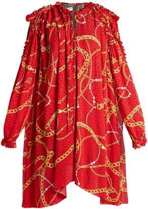 Balenciaga Flou dress