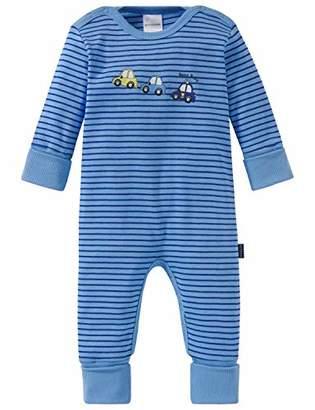 Schiesser Boys' Polizei Baby Anzug Mit Vario Pyjama Set,(Size: 0)