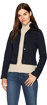 Mavi Jeans Women's Samantha Cropped Denim Jacket