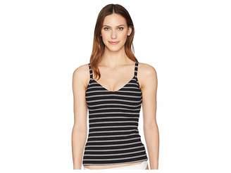 Seafolly Inka Stripe DD Sweetheart Singlet Top Women's Swimwear