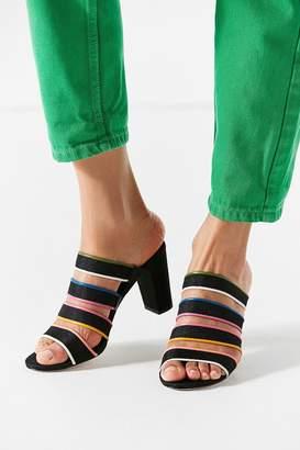Charlotte Stone Effie Strappy Mule Heel